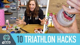 10 Best Triathlon Hacks | Tips Every Triathlete Should Know