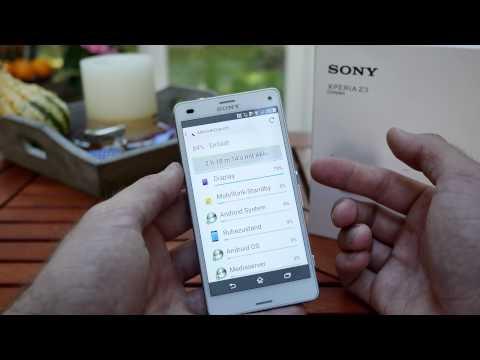 Sony Xperia Z3 Compact Tipps und Tricks (4k/Deutsch)
