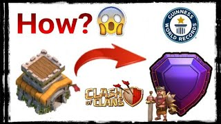 Clash Of Clans    So Many TH8 Legend, But How ? 😱    ssayak 2803