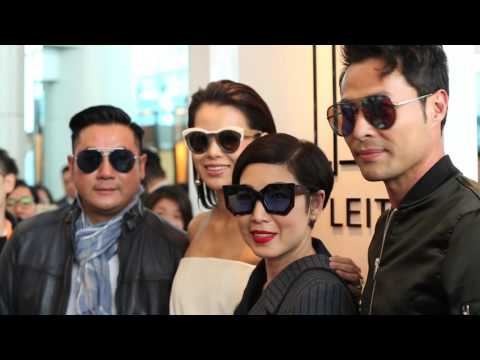 Focus on Style: Hong Kong Event Showcases Eyewear's Captivating Future