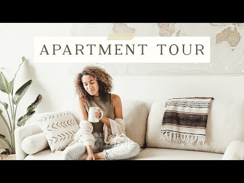 Minimalist Studio Apartment Tour in Portland, Oregon