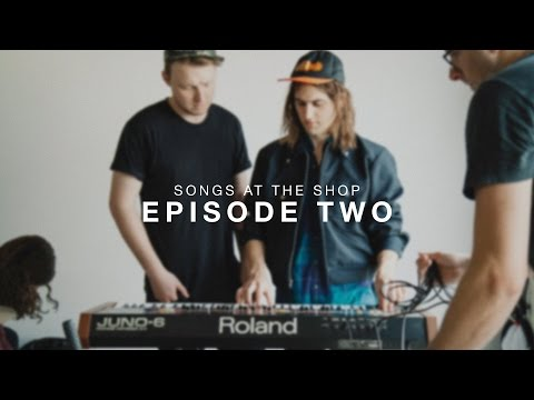 Songs at the Shop: Episode 2 with Sports