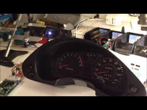 Techworks Mitsubishi 3000gt Stealth Controllable Suspension Ecs Mustang Wiring Diagram 3000GT Radio Wiring Diagram On Techworks Mitsubishi 3000gt Stealth Controllable Suspension Ecs Replacement Strut Controller Demo