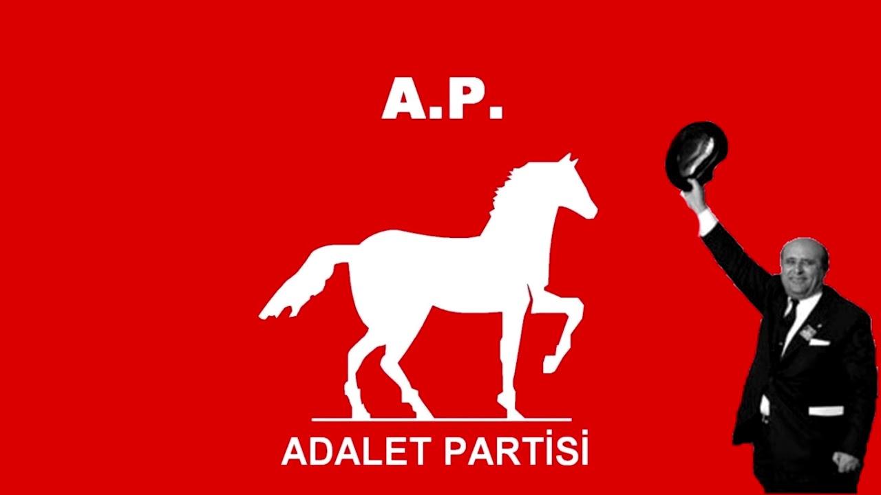 ozturk serengil milliyetci zuhtu adalet partisi 1977 propaganda sarkisi plagi