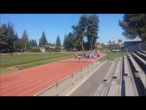 Tokay High School Band 2016 - Practice run
