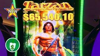⭐️ New - Tarzan Grand slot machine, bonus