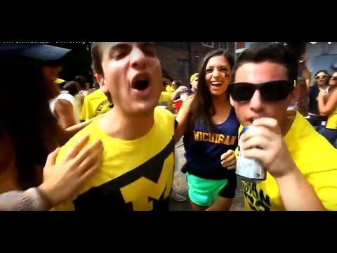 I'm Shmacked - University of Michigan