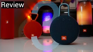 JBL Clip 3 Review - A Little Something While We Wait For The Xtreme 2
