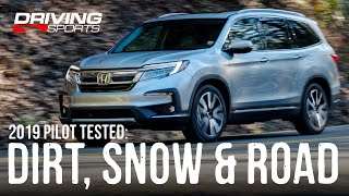 2019 Honda Pilot Elite AWD Review - Ultimate Family Crossover?