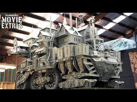 MORTAL ENGINES | The Model Maker Featurette