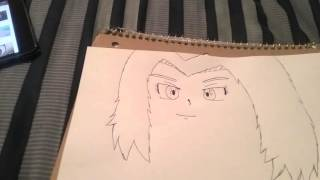 How to draw sakura haruno from naruto shippuden