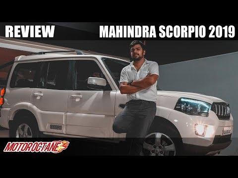 Mahindra Scorpio 2019 Review - Singham Ki Gaadi | Hindi | MotorOctane