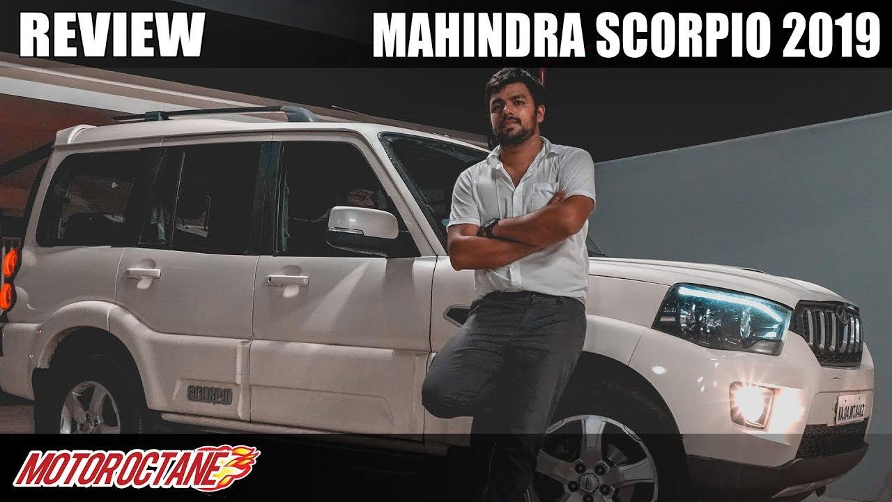 Mahindra Scorpio 2019 Price in India, Launch Date, Images, Specs