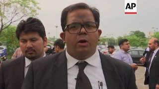 Pakistan lawyers protest deadly Quetta blast