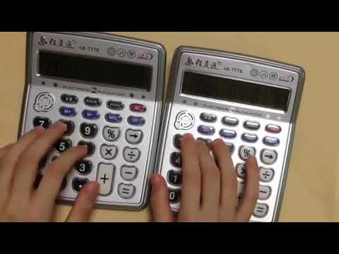 Playing Despacito on two calculators