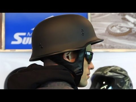 Fly Racing 9mm Helmet From Motorcycle Superstore Com Youtube