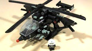 Собираем Военный Вертолет Apache - Конструктор BanBao(Нажми Здесь, чтобы Подписаться! → http://bit.ly/1jsULY3 Группа ВК → http://vk.com/arsiktoys Спасибо, что смотрите мое видео!..., 2016-01-10T13:53:09.000Z)