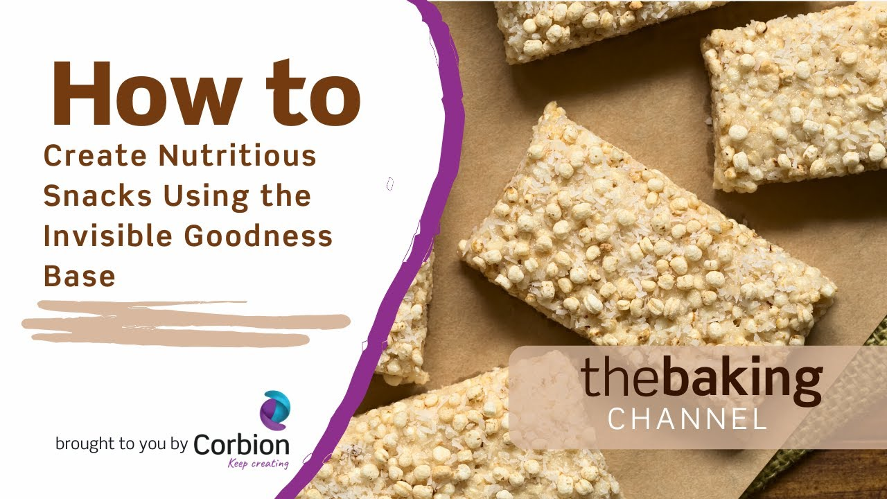 How to Create Nutritious Snacks Using the Invisible Goodness Base