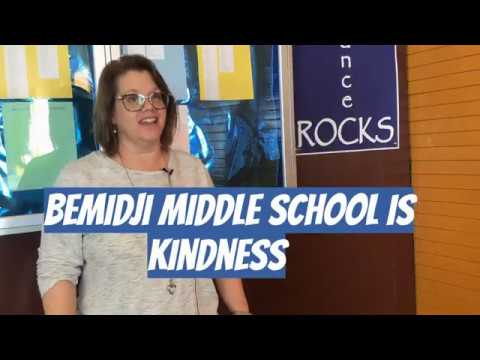 This is Bemidji Middle School  February 2020 edition