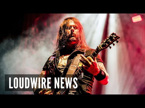 Gary Holt Leaves Slayer Tour for Family Emergency Mp3