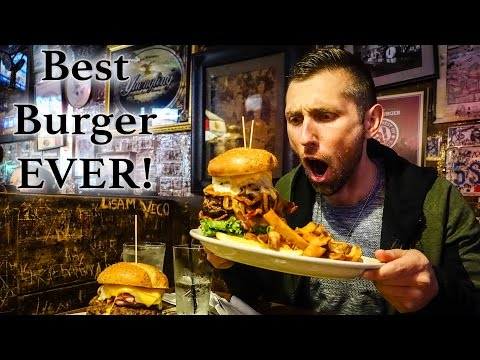 The Thurmantor Burger Challenge- Thurman's Cafe Columbus, Ohio