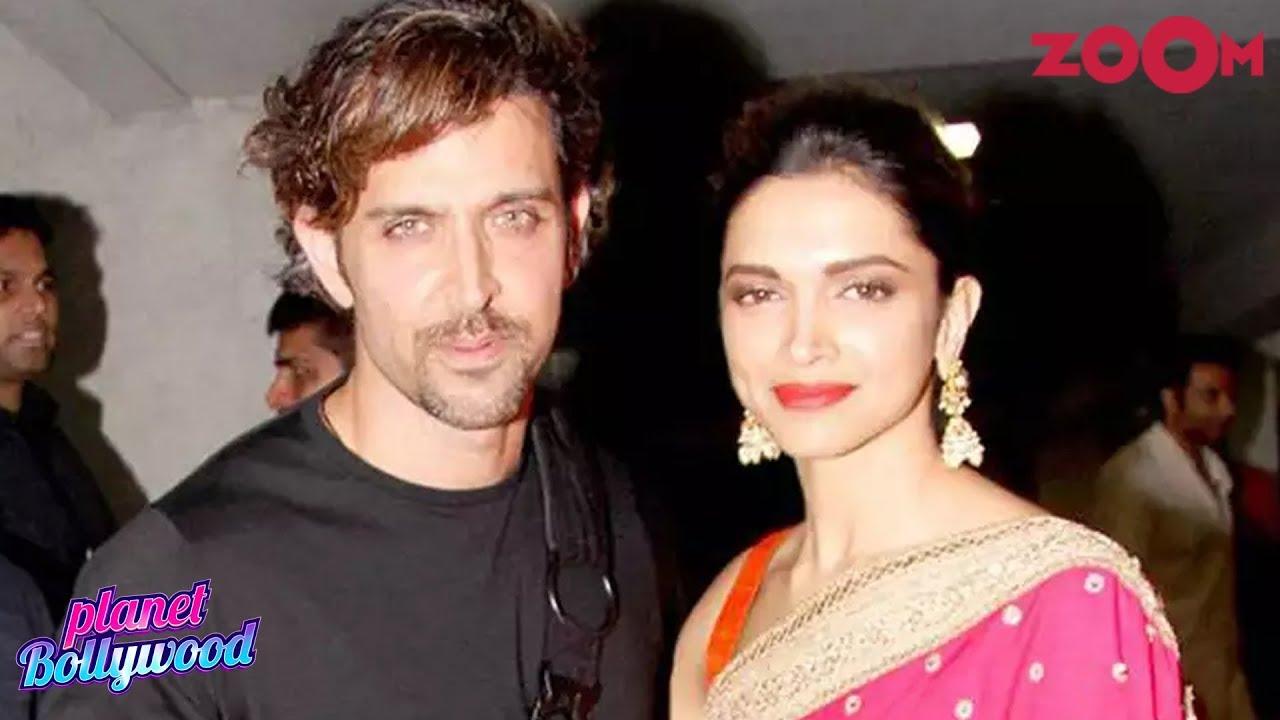 Hrithik Roshan and Deepika Padukone to finally work together in the film Draupadi?