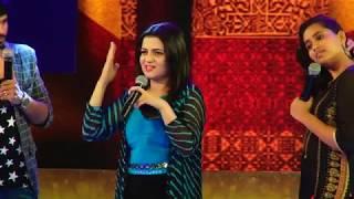 Vijay TV anchor DD's performance I Jacqueline I Rakshan I Bloopers Funny Moments & Ponjesly College