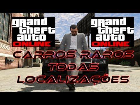 Coches Raros Gta 5 Online Gta 5 Online Carros Raros e
