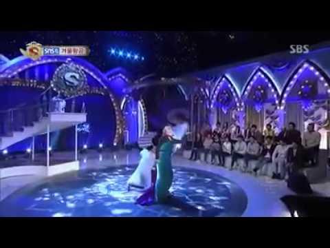Frozen let it go korean parody