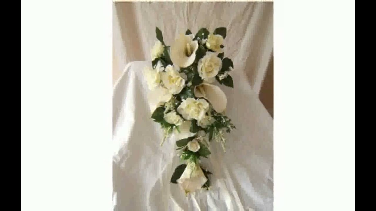 Lily Wedding Bouquets Youtube