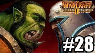 OSTATNIE WYZWANIE - Let's Play Warcraft 2 Tides of Darkness [KAMPANIA LUDZI] #28