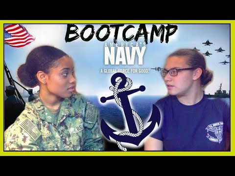 NAVY BOOTCAMP EXPERIENCE 2018 🇺🇸 💪🏽⚓️