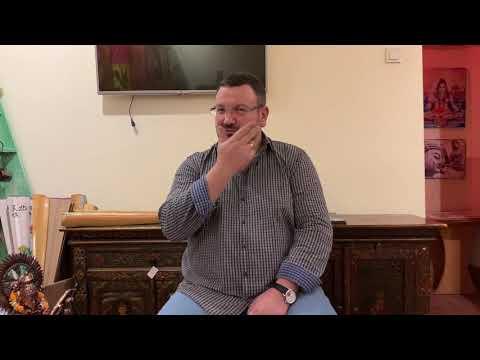 Сатсанг с Андреем Колесниченко. Одесса. 13.10.2019