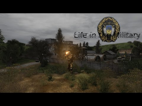 S.T.A.L.K.E.R CoC Life in the Military #12