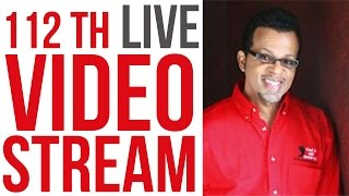 112th Live Stream with Carlton Pearson - STD: S-piritually T-ransmitted D-isease.