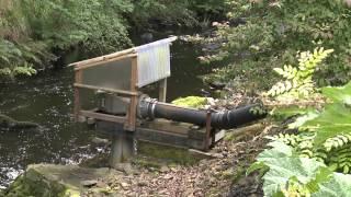 видео Микро-гидроэлектростанции (МГЭС) | С 1996г. Разработка проекта, установка, интеграция