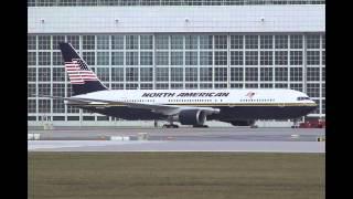 アメリカの航空会社の飛行機画像集【2014年1月現在】