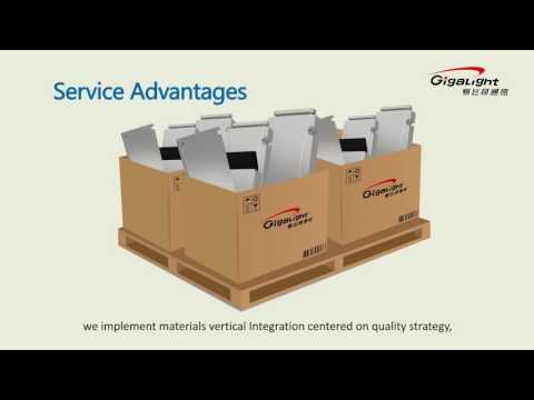 Optical Passive Components by Gigalight Technology - Product Guide Video