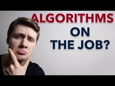 How Often Do Software Engineers Write Algorithms?