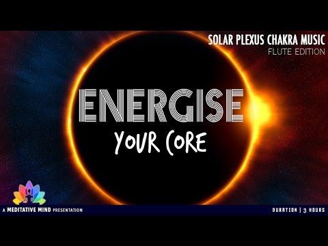 SOLAR PLEXUS CHAKRA MUSIC | Chakra Balancing & Healing Meditation Music | Indian Flute Music