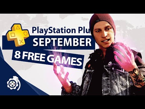 PlayStation Plus (PS+) September 2017 (Updated)
