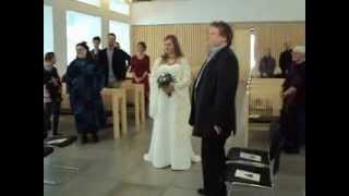 Canto Amoroso - Thomas and Selma's wedding