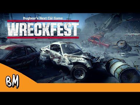 Next Car Game: Wreckfest | Total Destruction |