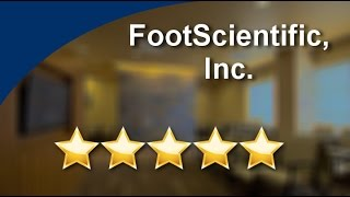 FootScientific, Inc Remarkable Five Star Review by Lori C.