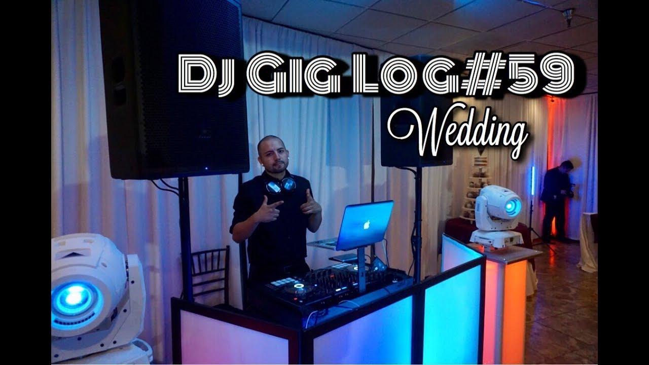 dj gig log 59 wedding casa bella chauvet 355 intimidators best dj