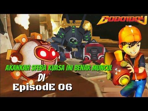 BOBOIBOY METAL Sfera kuasa Cobalt BERAKSI vs GAMERA Episode Boss #6