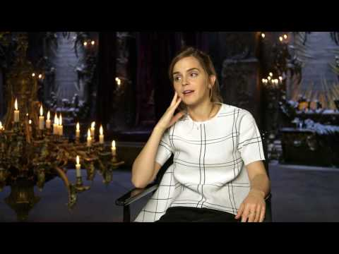 "Thumbnail: Beauty and the Beast: Emma Watson ""Belle"" Behind the Scenes Movie Interview"