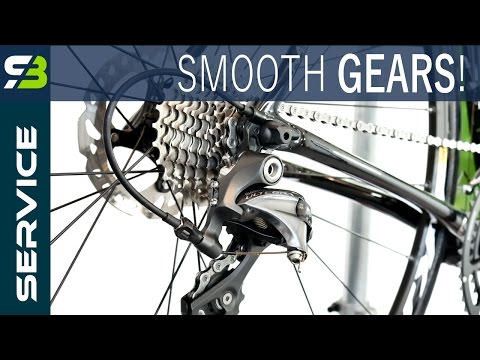 How To Adjust Gears On Bicycle? Front And Rear Derailleur Adjustment.