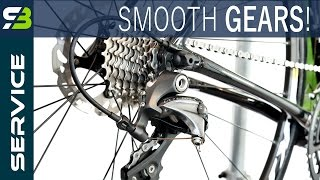 How To Adjust Geąrs On Bicycle? Front And Rear Derailleur Adjustment.