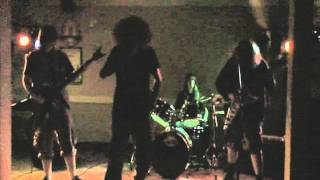 Occult Crypts - Disturbance In Point Pleasant (Live At The Serbian Centre) (08.17.11)